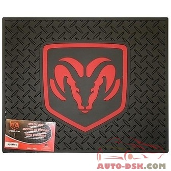Plasticolor Dodge Utility Mat - part #001105R01/00104
