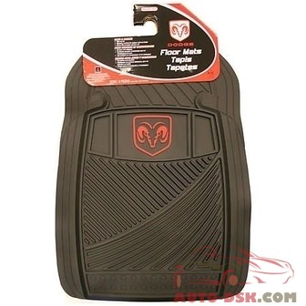 Plasticolor Dodge Ram Floor Mats - part #001468R01/00168