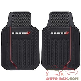 Plasticolor Dodge Floor Mat - part #001619R01