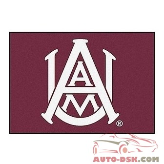 Fanmats All-Star Mat - Alabama A&M University, 34inx45in - part #2669