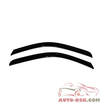 FX Products Window Visor 2pc, Tape On - part #2436